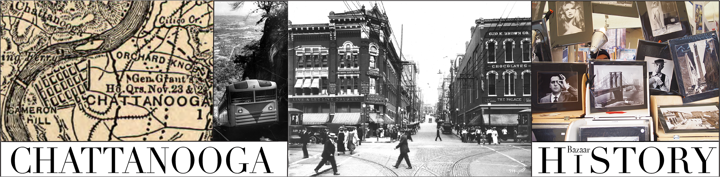 Chattanooga History